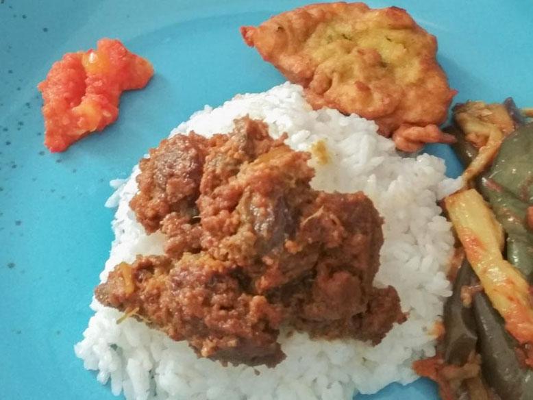 Ricetta Rendang - spezzatino piccante indonesiano