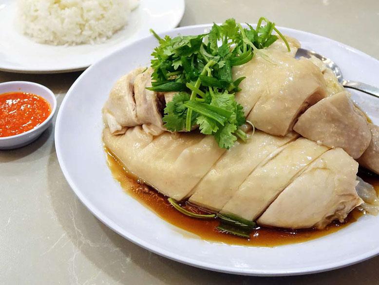 Singapore: piatti tipici da provare. Hainanese Chicken Rice