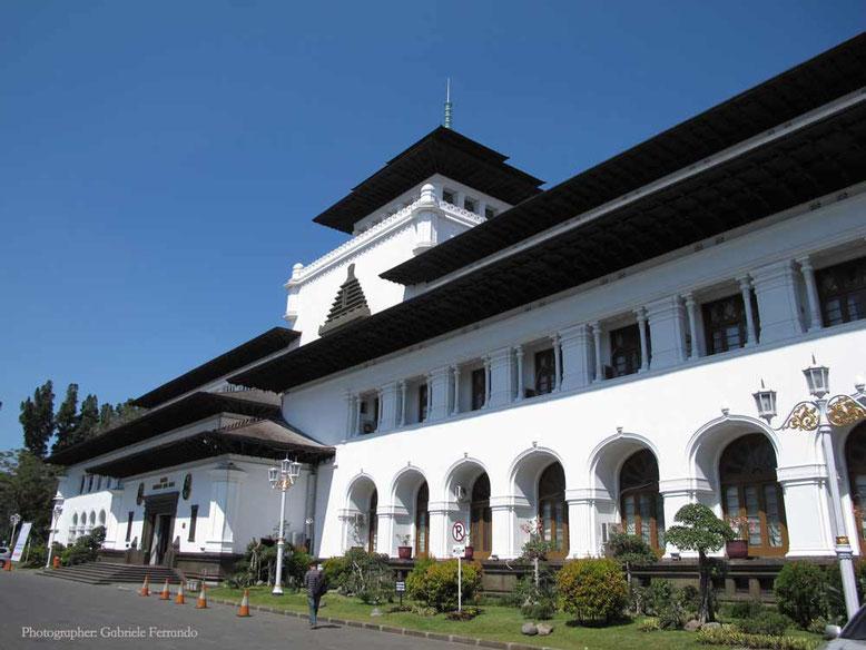 Bandung. Gedung Sate