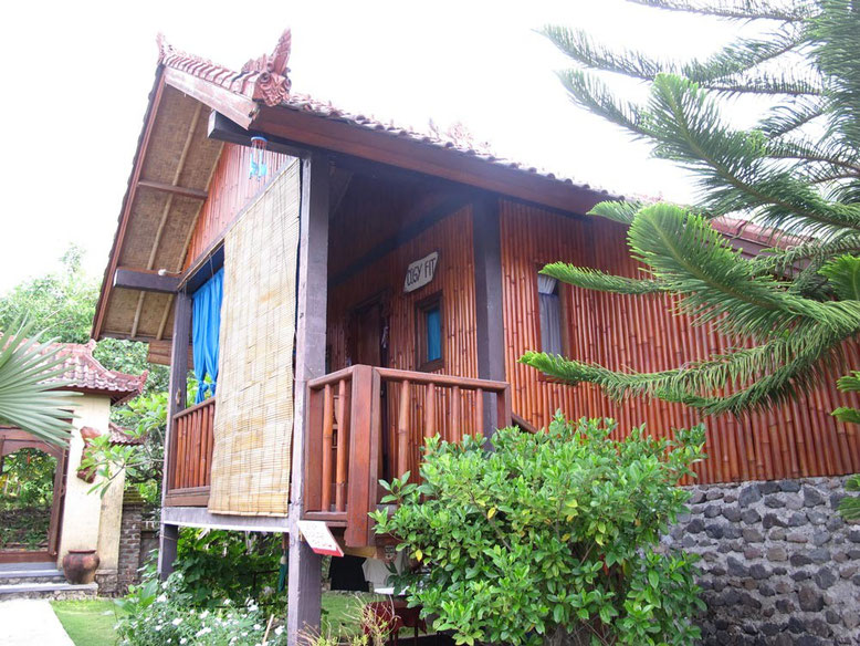 Dove dormire a Amed. Lily Beach Bungalows