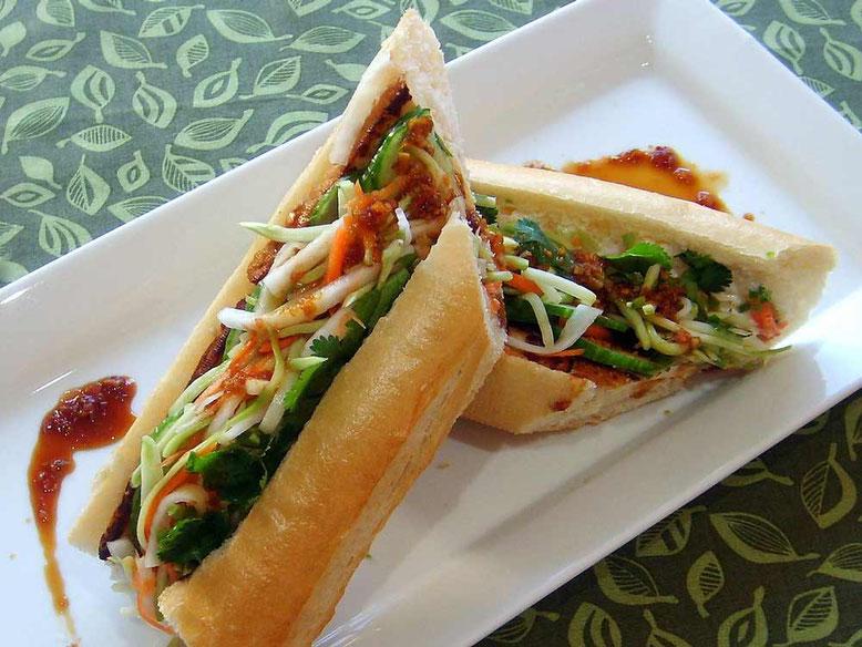 Ricetta Banh Mi panino vietnamita