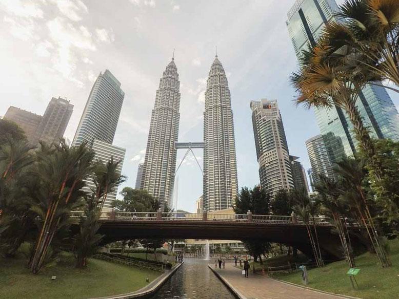 Kuala Lumpur cosa vedere in 3 giorni. Petronas Tower