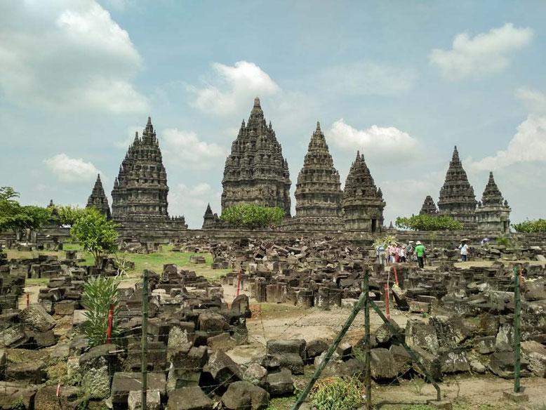 Yogyakarta - Tempio di Prambanan
