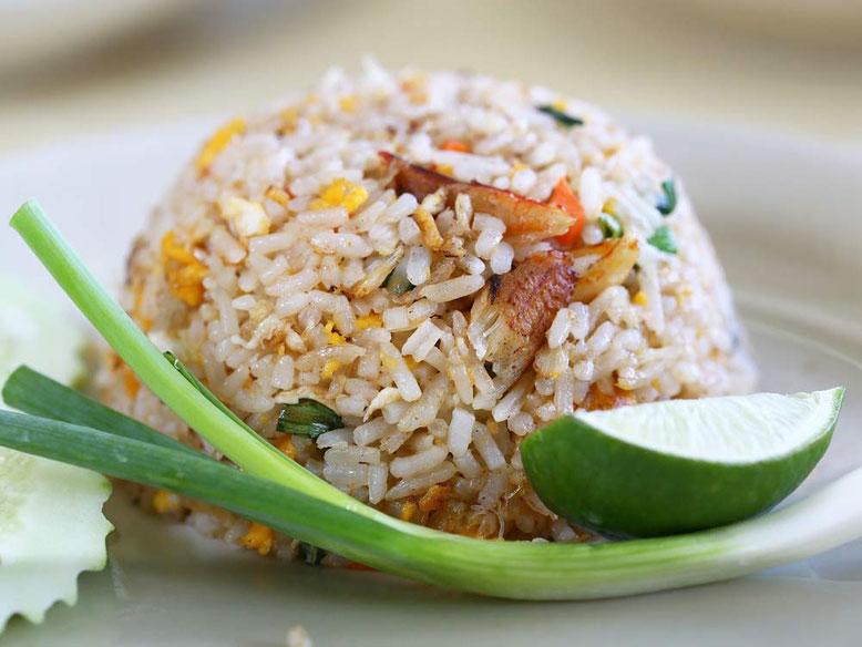 Singapore: piatti tipici da provare. Nasi Goreng