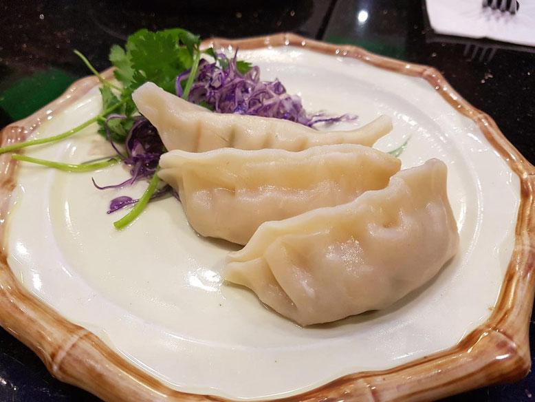 Ricetta Dumpling Ravioli cinesi. Ravioli bolliti