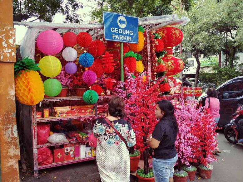 Cosa vedere a Giacarta in 2 giorni. Glodok Chinatown