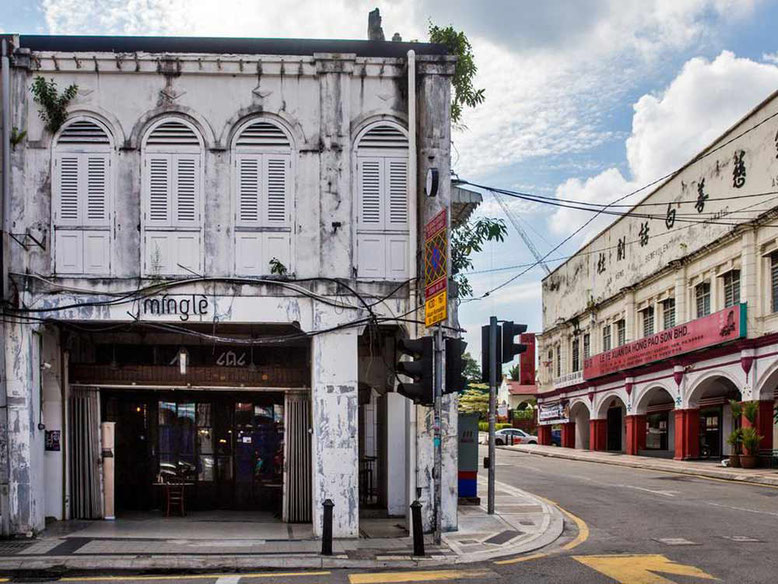 I migliori Ostelli di Kuala Lumpur. Mingle Hostel