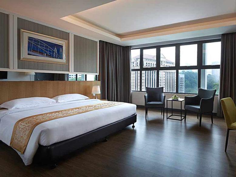 Kuala Lumpur: i migliori Hotel a meno di 50 euro a notte. Transit Hotel