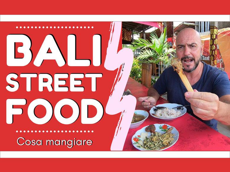 Bali street food: cosa mangiare