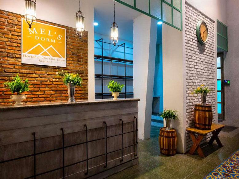 I migliori Ostelli a Jakarta. Mel's Dorm