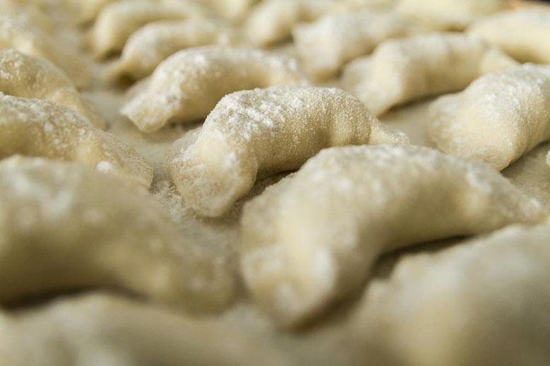 Ricetta Dumpling Ravioli cinesi. Preparazione