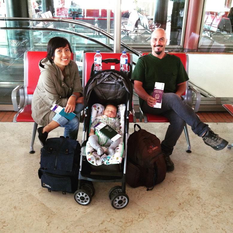 Viaggiare in Asia con bambini