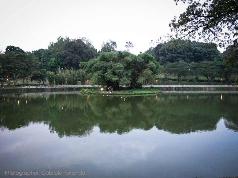 Lake Gardens in Kuala Lumpur (Photo by Gabriele Ferrando)