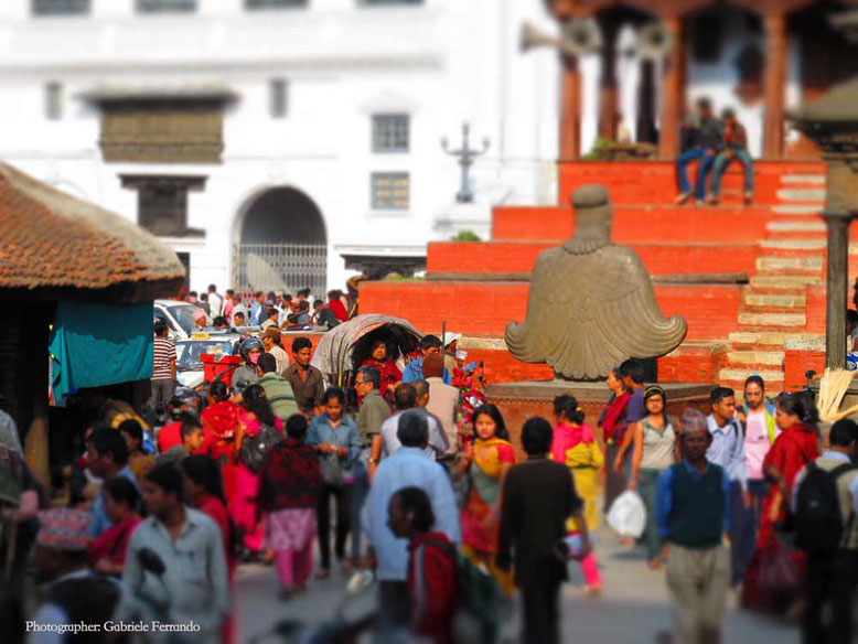 Kathmandu - NEPAL (Photo by Gabriele Ferrando - LA MIA ASIA)
