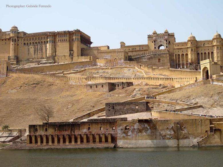 Jaipur. Amber Fort