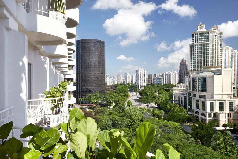 Singapore: i migliori Hotel in centro a prezzi accessibili. Copthorne King's Hotel