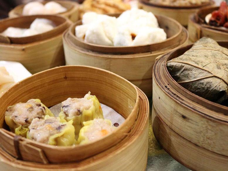 Singapore: piatti tipici da provare. Dim Sum