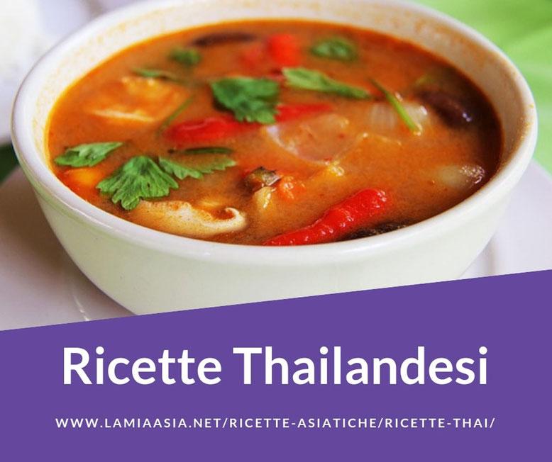 Ricette Thai