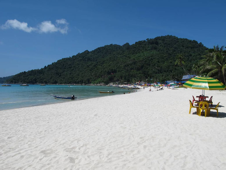 Isole Perhentian, Long Beach