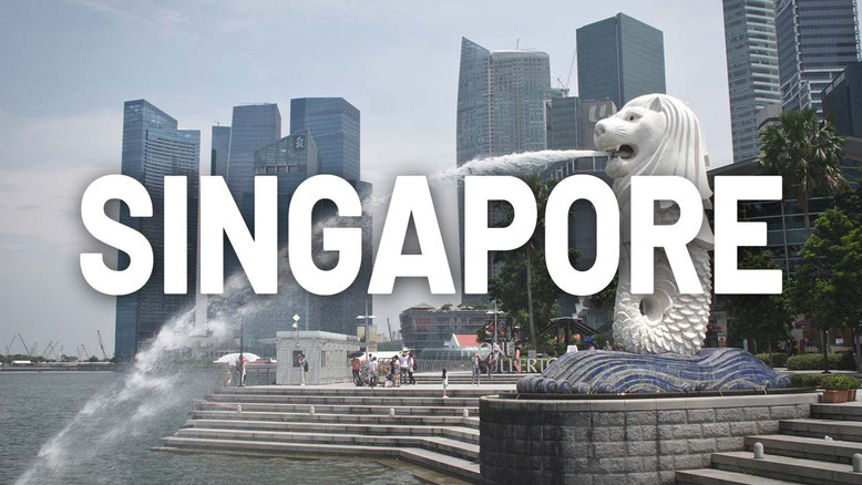 Singapore. Bandiera