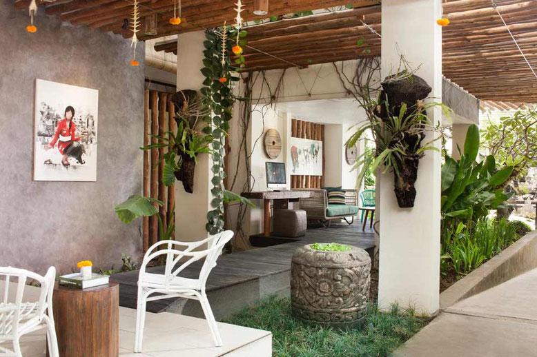 Bali i migliori Hotel a meno di 50 Euro a notte - GrandMas Plus Hotel Seminyak