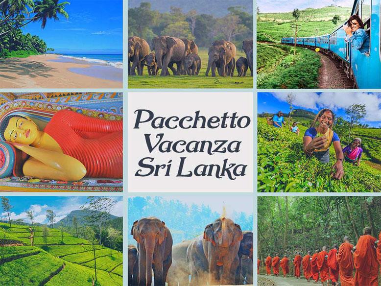 Pacchetto Vacanza Sri Lanka