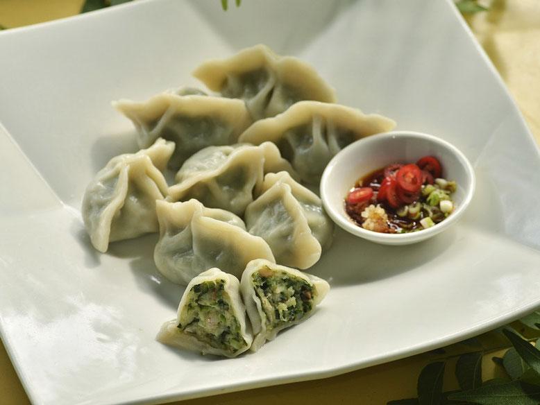 Ricetta Dumpling Ravioli cinesi. Ripieno