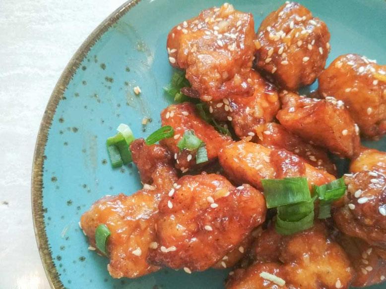 Ricetta cinese pollo al miele