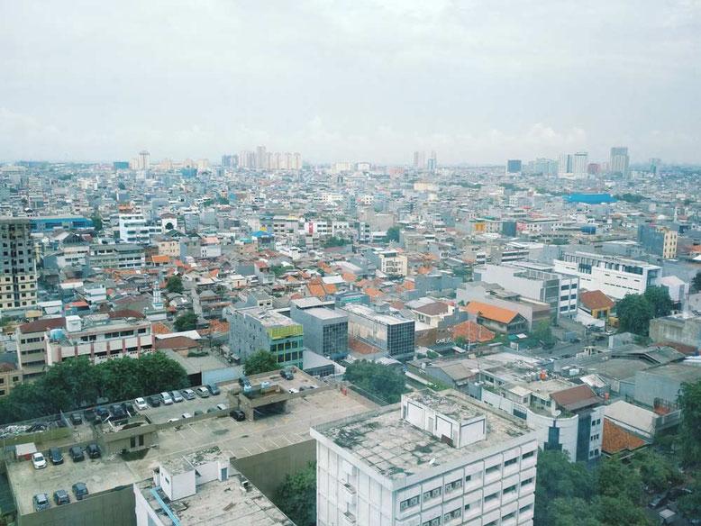 Yello Hotel Harmoni Jakarta - Panorama