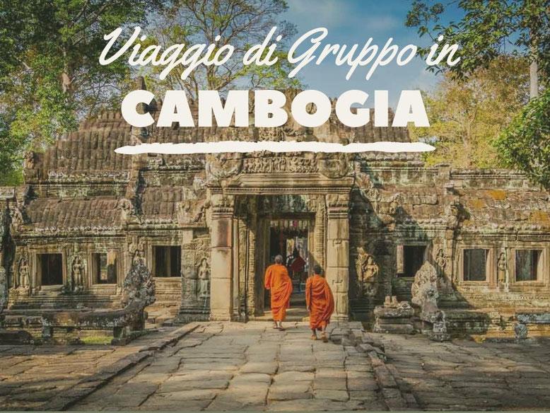 Viaggio di Gruppo in Cambogia