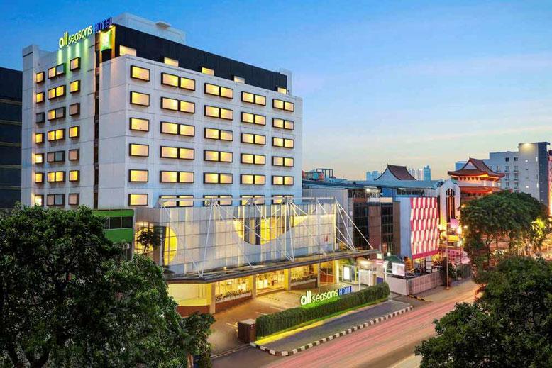 Jakarta i migliori Hotel a meno di 50 euro a notte. Ibis Styles Jakarta Gajah Mada