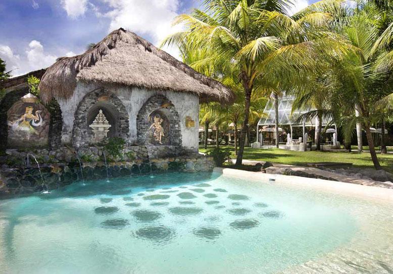 BALI HOTEL DI LUSSO A MENO DI 100 EURO A NOTTE - The Mansion Resort Ubud