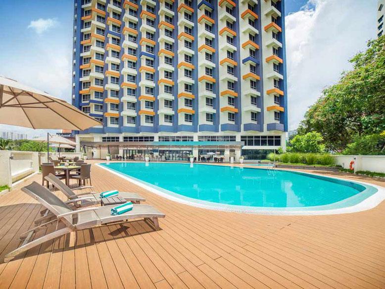 Kuala Lumpur: i migliori Hotel a meno di 50 euro a notte. Oakwood Hotel & Residence