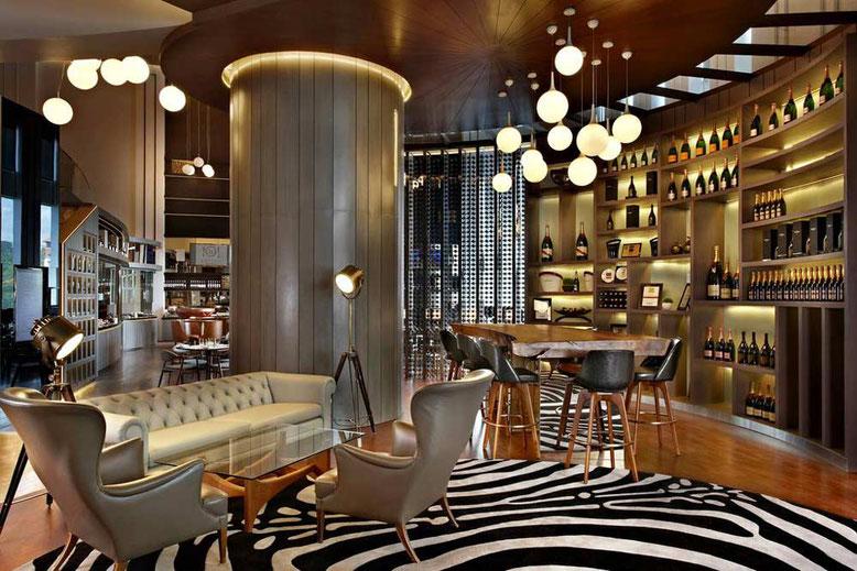 Kuala Lumpur: i migliori Hotel di Lusso a meno di 100 euro a notte. Le Meridien Kuala Lumpur