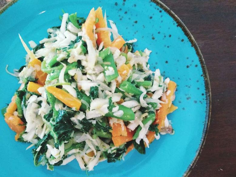 Ricetta Urap Sayur