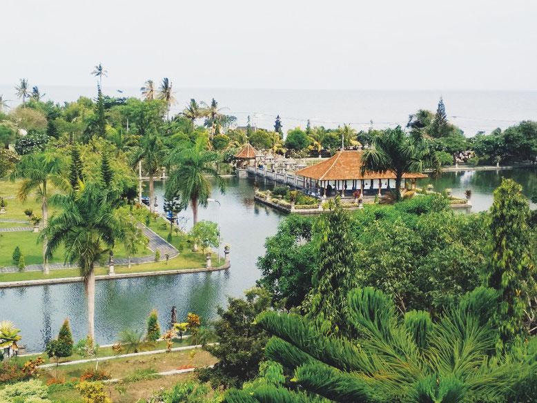 Taman Ujung a Bali (Photo by Gabriele Ferrando - LA MIA ASIA)