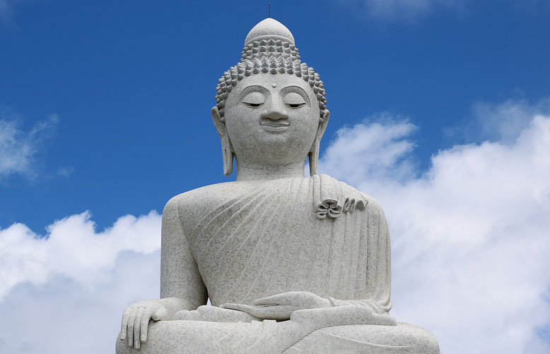 Phuket. Big Buddha