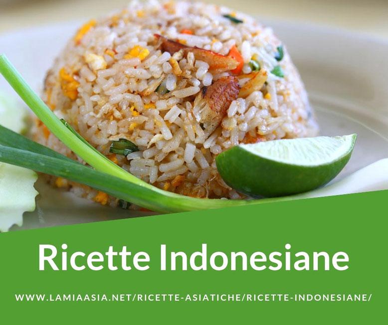 Ricette Indonesiane