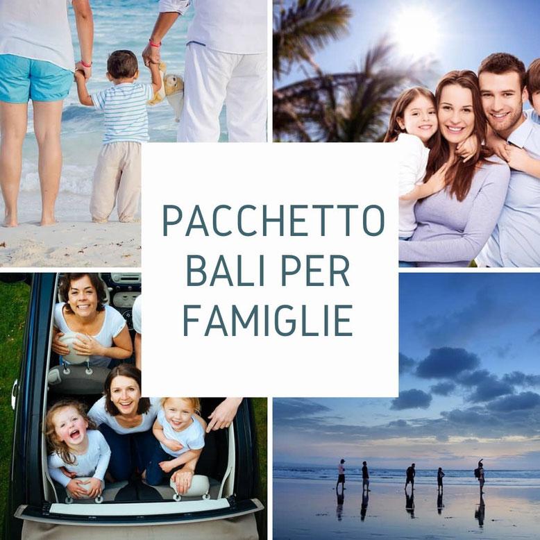 Pacchetto Vacanza Bali per famiglie
