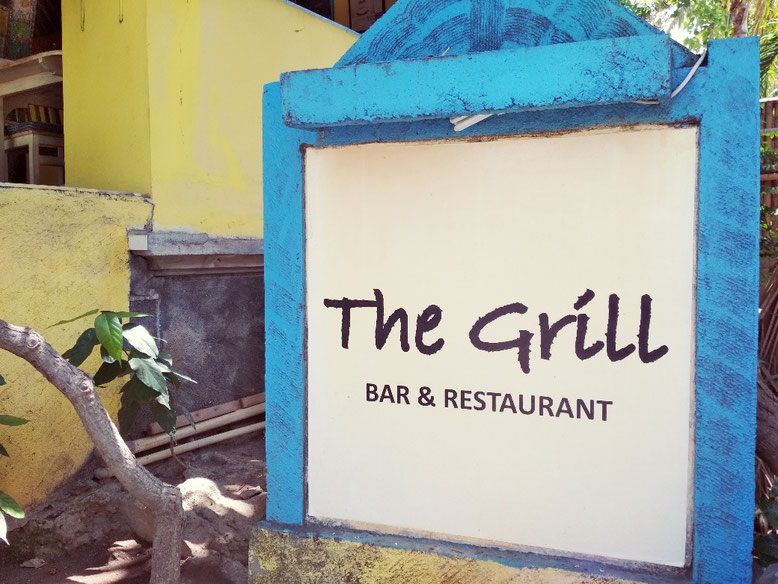 Dove mangiare a Amed Bali. The Grill Bar and Restaurant