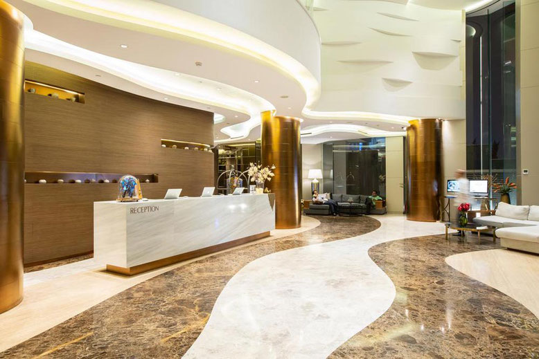 Jakarta i migliori Hotel a meno di 50 euro a notte. Ashley Hotel