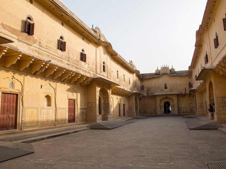 Nahargarh Fort a Jaipur