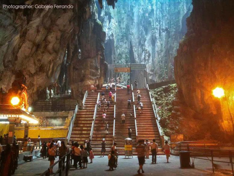 Kuala Lumpur cosa vedere in 3 giorni. Batu Caves