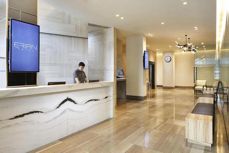 Jakarta i migliori Hotel a meno di 50 euro a notte. Erian Hotel