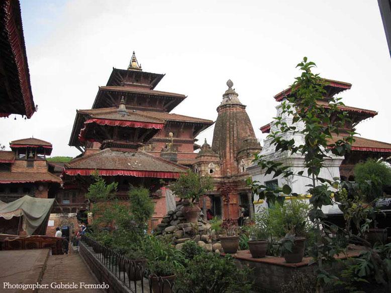 Patan Durbar Square. Kathmandu - Nepal