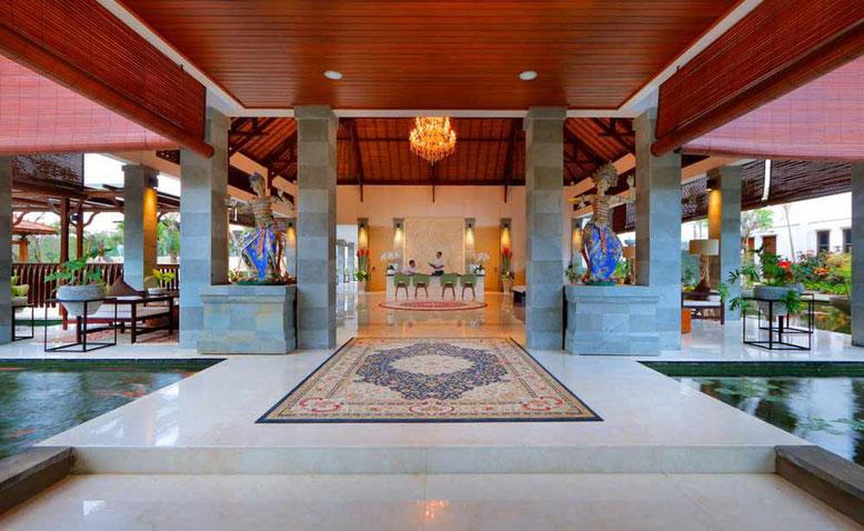 BALI HOTEL DI LUSSO A MENO DI 100 EURO A NOTTE - Royal Tulip Springhill Resort Jimbaran