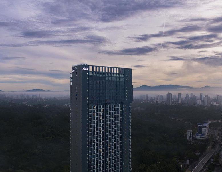 Kuala Lumpur: i migliori Hotel di Lusso a meno di 100 euro a notte. Alila Bangsar