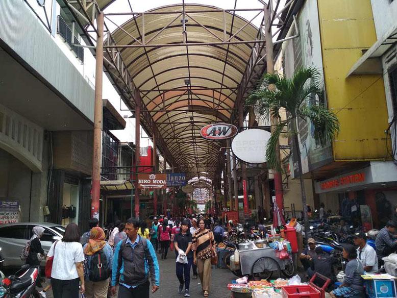 Cosa vedere a Giacarta in 2 giorni. Pasar Baru