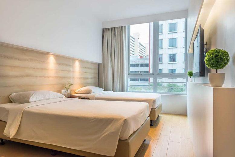 Singapore i migliori hotel in centro a prezzi accessibili -Summer View Hotel