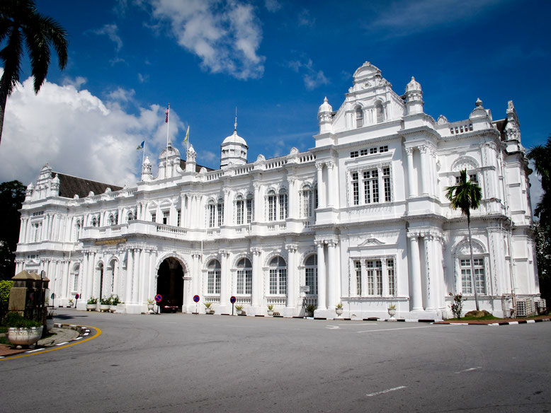 Town Hall di Georgetown a Penang - Malesia (photo by Gabriele Ferrando)